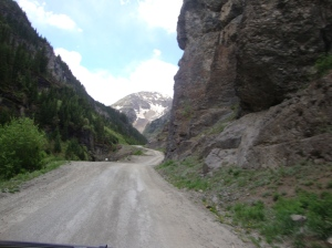 Imogene Pass Road