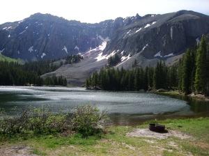 Alta Lakes 11,000 feet