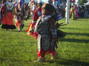 My favorite pic from the pow wow. Look how proud he is!!!